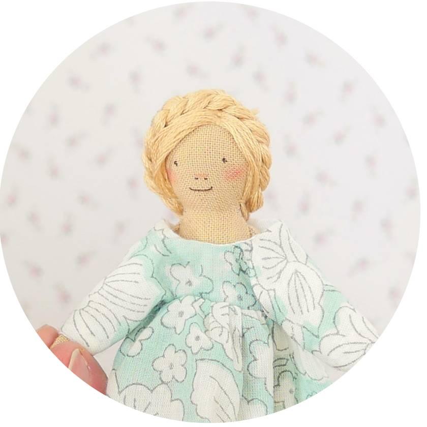 Hazel  |   Courage Doll