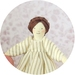 Jane  |   A Little Courage Doll   |   Dollhouse Doll   |   Hilary Jean Tapper