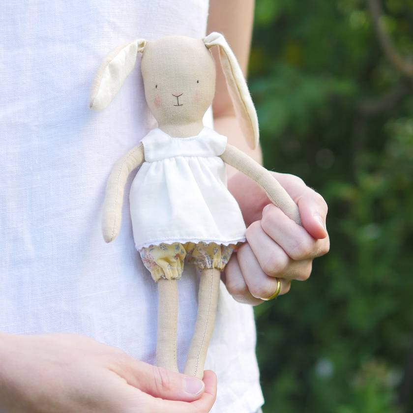 Ava  |   Courage Doll (23cm)  |   Hilary Jean Tapper