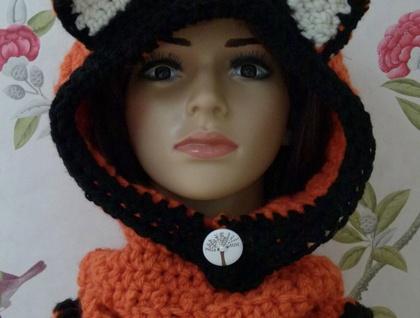 Fox Cowl & Hood