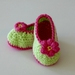 Fairy Blossom Booties
