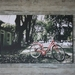 'Arrowtown Red Ride' canvas - 40x60cm