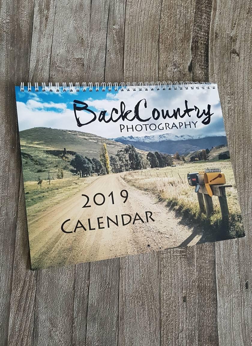 2019 BackCountry Rural Calendar