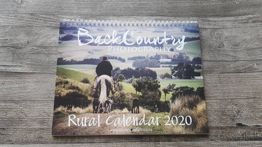 2020 BackCountry Rural Calendar