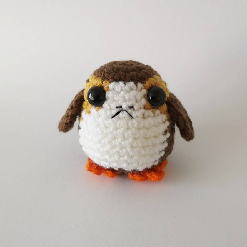 Star Wars Porg Collectable