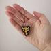 Zelda Cross Stitch Charm