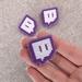 Twitch Pin