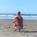 Organic Kids Beach Poncho