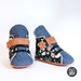 Botanic & Denim Velcro Soft Sole Baby and Toddler Sneakers