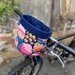 "Bike & Scooter Handle Bar Basket | Adjustable Strap | Fits 16"" Frame and Above | for Adults and Big kids"