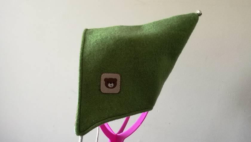 Green Elf Hat