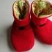 Wool Slipper Boots