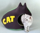 Designer CAT BED that cats love - Large - NZ Made