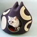 Designer CAT BED that cats love - NZ Made