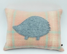 Sleepy Hedgehog Cushion