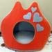 'A Little Love' CAT BED - NZ Made