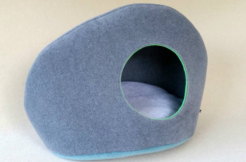 CAT BED 'Cocoon' - NZ Made