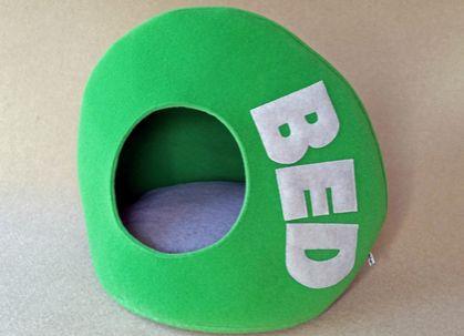 CAT BED 'Snuggle' - NZ Made