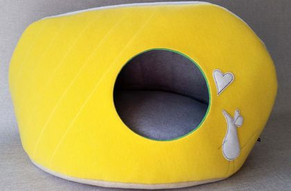 ECO-Friendly CAT BED - XLarge - NZ Made