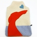 Greyhound Hot Water Bottle Cover