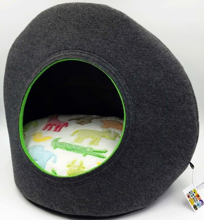 Eco CAT BED - Large - Two way reversible mattress - NZ Made