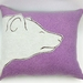 Eco Polar Bear Cushion - Sale - NZ Made