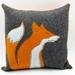 ECO Fox Cushion - NZWool - NZ Made
