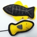 ECO CAT TOY - Fish 2 pack - NZ Made