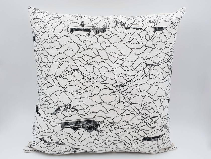 Linen cushion - NZ Made