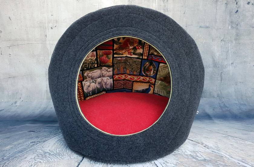 CAT BED - NZ Made - Sale