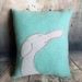 Greyhound Cushion - NZ Wool - Sale