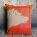 Brown Bear Cushion - NZ Wool - NZ Made