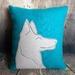 German Shepherd Cushion - SALE - NZ Made
