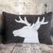 Stag Cushion Sale - NZ Wool - NZ Made