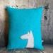 Dog Cushion - NZWool - NZ Made