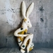 Rabbit Wall Art - SALE