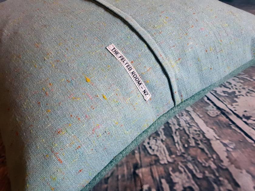 Rabbit Cushion - NZ Wool - Sale