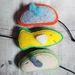 ECO Cat Toys - Fish & Mice - NZ Made
