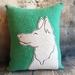 Dog Cushion - Wool - NZ Made