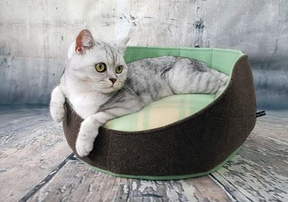 Eco CAT BED, DOG BED - NZ Made