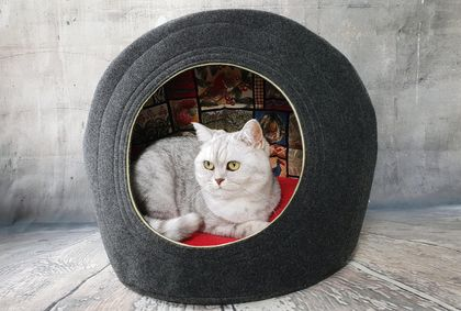 CAT BED - NZ Made - Sale