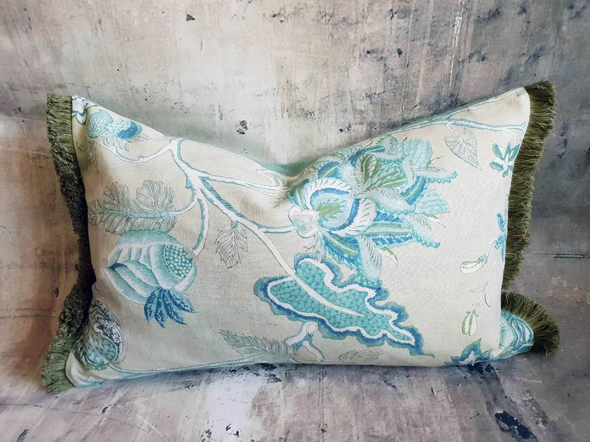 Botanical Cushion