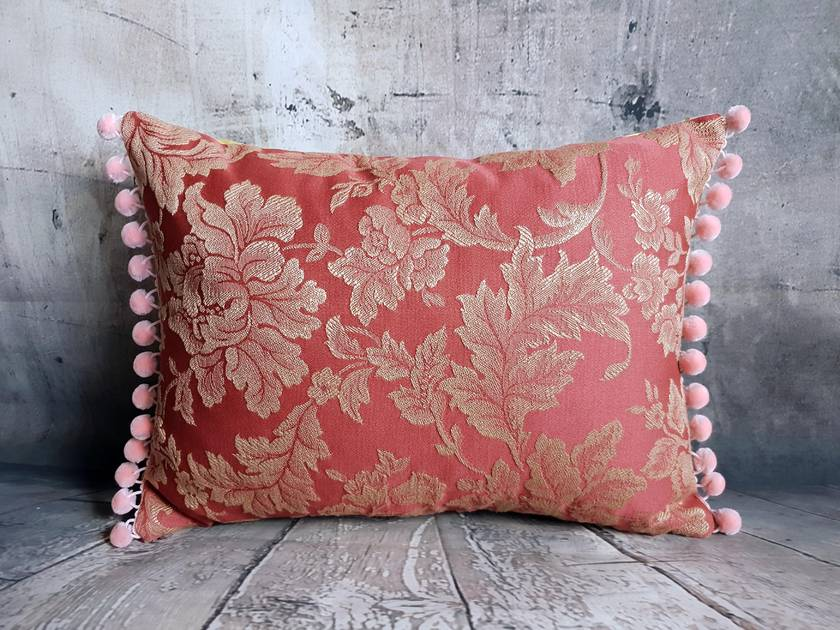 Floral Cushion - NZ Made