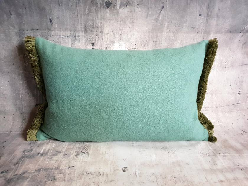 Green Beetle Cushion - Was $125 Now $90