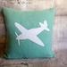 Plane Cushion - NZ WOOL - NZ Made - Sale