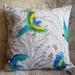 Birds Cushion - NZ made
