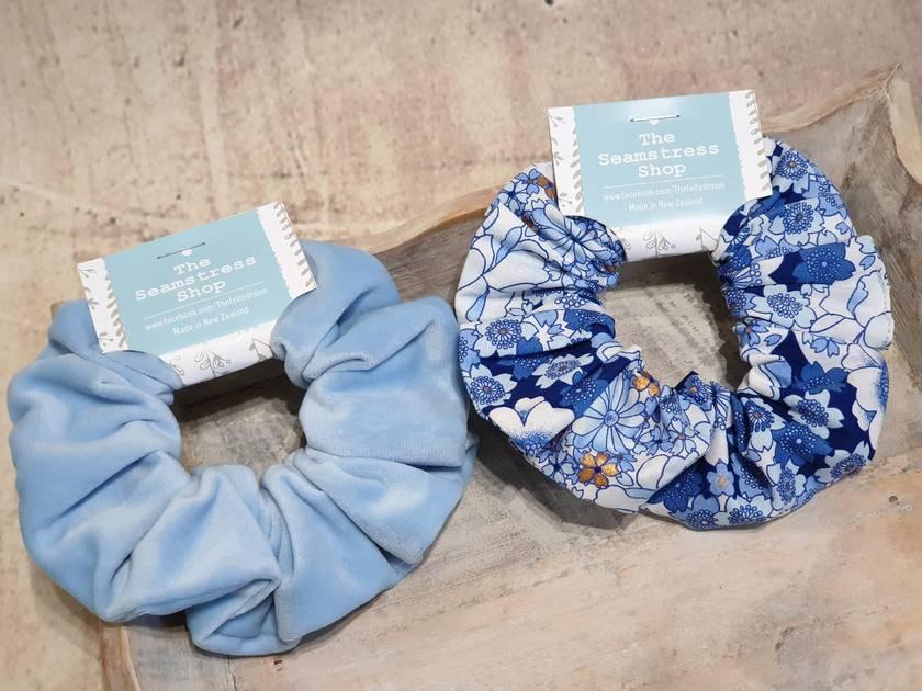 Hair Scrunchie, Hair Accessories - NZ Made