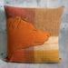 Wool Bear Cushion - NZ made