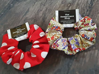 Hair Accessories, Scrunchie - NZ Made