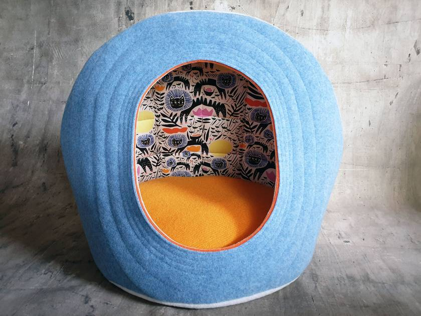 Eco friendly CAT BED - NZ Made